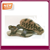 La sandalia plana de la playa de la nueva manera calza venta caliente
