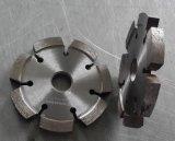Алмазные лазерные пункта вытачки Лезвия для резки мрамора и Pranite