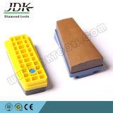 Jdk Diamond Fickert полимера для шлифовки мрамора