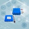 18650 bateria recarregável do bloco LiFePO4 da bateria de íon de lítio de 12V 6600mAh para a bateria do E-Veículo