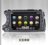주춤함 6.0 시스템 7 인치 USB 3G에서 보조 Bt와 가진 Ssangyong Kyron를 위한 2006-2012년 차 증폭기
