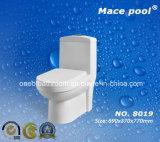 Type populaire courroie monopièce de Siphonic de toilette (8019) de salle de bains