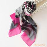 Шарф новой печати цифров Silk, Silk шарф Twill. Silk шарфы