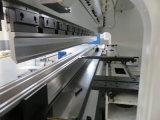 63t 1600mmの電気流体式のサーボシート金属板CNCの曲がる機械装置