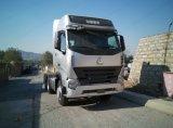 Traktor-Kopf-LKW des China-Hersteller-380HP 6X4 Sinotruk HOWO A7