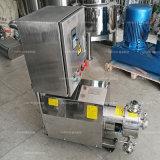 El estator y rotor de acero inoxidable de alto cizallamiento de la bomba mezcladora en línea