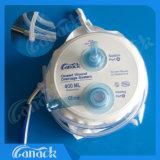 Kit de drenagem de pressão negativa médica descartável para adulto