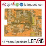 Halogenfreie Enig-Hauptplatine-Kreisläuf gedruckte Schaltkarte für Sicherheit NVR