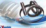 Tubo de plástico que liga a articulação flexível de correia eletrônica de HDPE