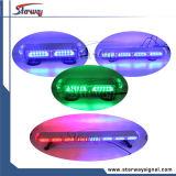 Diodo emissor de luz mini Lightbars do alumínio da polícia (LTF-M545)