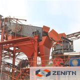 máquinas de la mina de la piedra del alto rendimiento 50-500tph para la venta