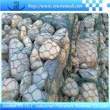 Alkali-zichverzet tegen het Netwerk van de Draad Gabion bescherm Roadway