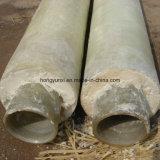 Heißes Quellenwasser-Anlieferungs-Rohr hergestellt vom Fiberglas mit Isolierung