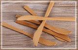 Couteau de bambou écologique coutellerie couteau en bois