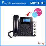 Grandstream 소기업 상한 IP 전화 Gxp1630