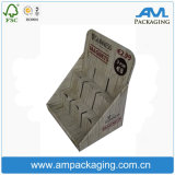 Caja de presentación rígida de encargo de la cartulina del papel acanalado con la división