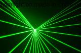 6W Animação de cores RGB luz laser para iluminação de palco