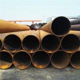 Tubo de acero revestido negro del API 5L X42 LSAW