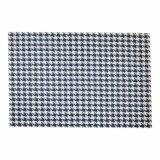 PVC antiderrapagem Placemat da isolação clássica do Weave do jacquard