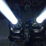 3in1 광속 반점 세척 17r 이동하는 맨 위 광속 350 빛