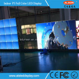 A Todo Color de alta definición de servicio delantera P3 SMD LED Interior video wall