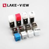 単一、二重の極度の明るいLEDが付いているTatile照らされたスイッチはまたはRGB使用できる着色する