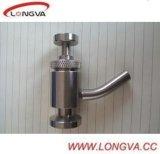 Válvula asséptica sanitária da amostra