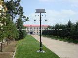 3m 7W LEDの太陽通りの庭ライト
