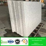 Cuarzo superficial sólido prefabricado Worktop