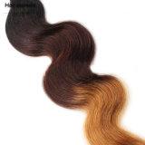 بالجملة [8ا] [أونبروسسّد] ريمي [هومن هير] نسيج 100% [برزيلين] عذراء شعر