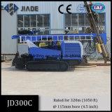 Vente bonne agricole d'équipements de foret de puits d'eau de plates-formes de forage de Jdy300-C