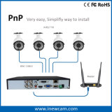 P2p 4CH 2MP CCTV Full 1080P DVR Grabador
