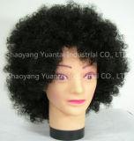 Parrucca sintetica dei capelli dell'acconciatura speciale per la sensibilità dei capelli umani di celebrazione