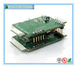 Nach Maß Grün Schaltkarte-Vorstand-Montage-elektronische Leiterplatten PCBA