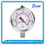 Manomètre à pression de Negetive - Manomètre à pression sous vide - Manomètre à pression