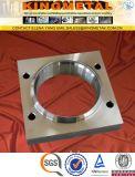 Flangia quadrata del tubo ASTM A105 del acciaio al carbonio