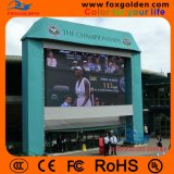 Outdoor P10 Full Color Video LED Publicidade Screen Display