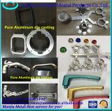 OEM/ODM Pure-Aluminum moldeado a presión con piezas de anodización