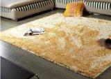 光沢がある床のカーペットの贅沢な居間の床のカーペット
