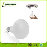 Mercado Europa Br20 BR30 9W 15W 20W Whtie a intensidade de luz de LED de luz da lâmpada com marcação UL RoHS