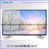 4k ultra de haute résolution économie d'énergie d'Uhd DEL TV de 65 pouces 3 HDMI coaxiaux