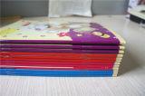 Оптовая изготовленный на заказ бумажная тетрадь школы книги тренировки студента блокнота (yixuan)