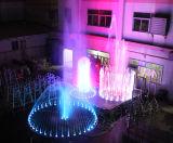 1.5-3m decorativo piscina fuente de interior con la música