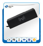 Todos em One Card Reader Magnetic Card NFC IC Chip Card Reader Writer (HCC80)