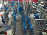 Línea de producción de harina de pescado piensos