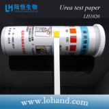 Papel de teste profissional do Urea da exatidão elevada de China (LH1020)