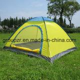 Einfaches hohes automatisches im Freien kampierendes Zelt für 3 Personen