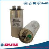 Конденсатор кондиционера Anti-Explosion конденсатора Cbb65 двойной