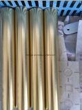 6061/6063のアルミニウム放出のプロフィールに塗るブラシをかけられた陽極酸化の粉