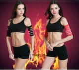 Frauen-Gummisauna-Schweiss-Gewicht-Verlust-oberer abnehmenarm-Riemen
